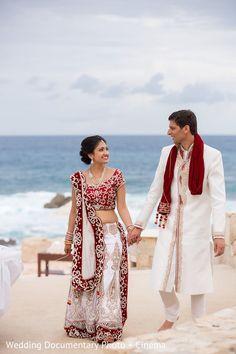Wedding Portrait http://www.maharaniweddings.com/gallery/photo/58415 @vijayrakhra