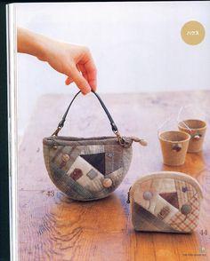 三上奈津子的拼布包 - 幽兰 - Álbumes web de Picasa