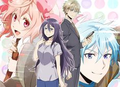 Anime Recovery of an MMO Junkie