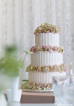 ITEMS WEDDING CAKE   ハワイウェディング 軽井沢挙式 Wedding Scenes ウェディングシーンズ
