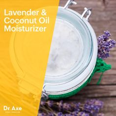 Natural moisturizer for dry skin - Dr. Axe