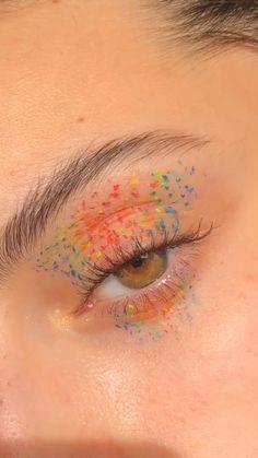 Makeup Eye Looks, Eye Makeup Art, Soft Makeup, Dramatic Makeup, Crazy Makeup, Pretty Makeup, Eyeshadow Makeup, Makeup Inspo, Beauty Makeup