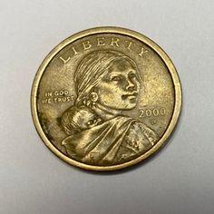 SUPER RARE offset SACAGAWEA 2000p U.S. Dollar Coin | Etsy Dollar Coin, Half Dollar, Rare Coin Values, Old Coins Value, Old Coins Worth Money, Sacagawea Dollar, Valuable Coins, Quarter Dollar, Coin Shop