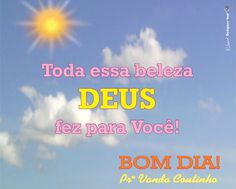 """VSLeal Rádio Stub: """" Bom Dia"""" -  A Graça e a Paz do SENHOR!!!  Palavr..."""