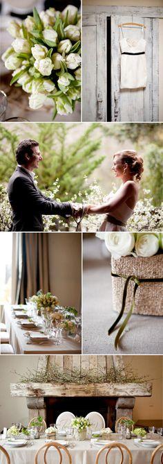 Irish Wedding Inspiration by Shannon Leahy   Style Me Pretty