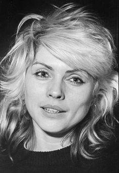 Debbie Harry, goed kapsel!