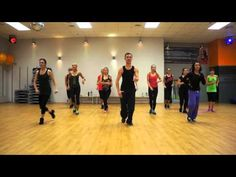 ▶ ZUMBA MEGA MIX 43 - Baila Mi Tumbao SALSA - LOVE this one ... we do this in Marian's class a lot (and that is ok with me!)