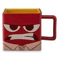 Anger Mug - Inside Out