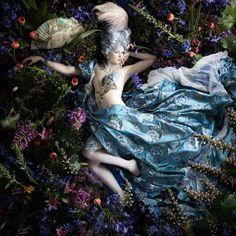 IMAGE © Alexia Sinclair THE PERFUMED GARDEN, ROCOCO 2015