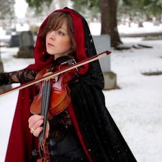 Lindsey Stirling phantom of the opera