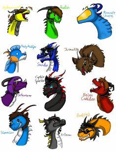 Dragon youtubers - Google Search