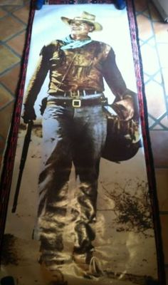 Hallmark 2012 Keepsake Ornament John Wayne in Rio Bravo Cowboy Western Movie new