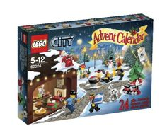 Lego City 60024 - Adventskalender » LegoShop24.de