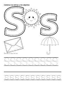 Phonics Worksheets, Kindergarten Worksheets, Alphabet Activities, Preschool Activities, Alphabet Coloring Pages, Coloring Books, Alphabet Quilt, Preschool Writing, Paper Flowers Craft