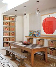A Playroom With Farmhouse Appeal