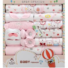 Cheap baby suit, Buy Quality baby clothes summer directly from China newborn suit Suppliers: 1 Suit Gift BoxesCotton Newborn Baby Clothes Summer Neonatal Gift Boxes Baby Supplies Full Moon Baby Suits Newborn Baby Gift Set, Baby Gift Sets, Baby Girl Newborn, Baby Gifts, Baby Boys, Newborn Girl Outfits, Kids Outfits, Baby Suit, Christmas Baby