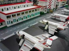 LEGO - Kemayoran Airport