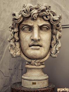 Medusa at Musei Vaticani