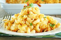 Tasty Kitchen Blog: Everything Buffalo! (Jalapeno Popper Buffalo Chicken Macaroni and Cheese, submitted by TK member Lauren's Latest)