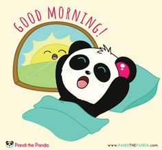 '*yawns*  Good morning, all!'
