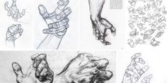 Character+Design+Collection:+Hands+Anatomy