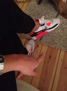 Nike Air Max 90 Infrared Womens