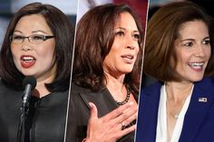 2016 showcased just how misogynistic America is... yet there are reasons for women to celebrate, such as Kamala Harris, Catherine Cortez Masto, and Tammy Duckworth being elected to the Senate, Stephanie Murphy and Pramila Jayapal winning seats in the House of Representatives and Ilhan Omar being elected to her state's legislature.