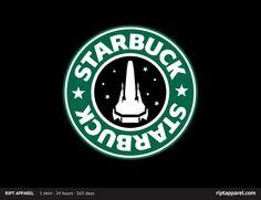 Battlestar Galactica starbuck
