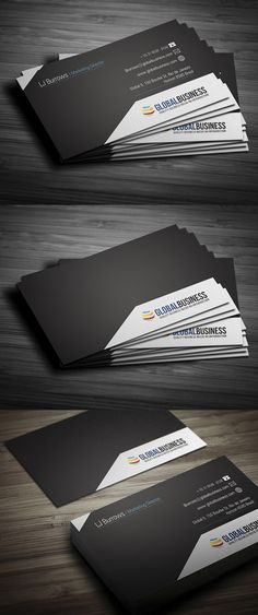 Free business card template psd for print httpdailyfreepsd modern premium business cards design 21 colourmoves