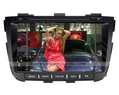 Kia Sorento 2013 Android Autoradio DVD GPS with Digital TV Wifi