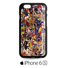 all characters avengers iPhone 6S  Case
