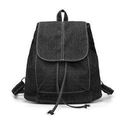 eb6fdb5fa5ef Denim Canvas Women Backpack