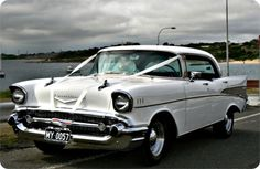 57 chevy bel air ... yeh baby!