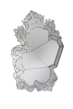 VENICE mirror by Boca do Lobo. Venetian mirrors, large mirrors, Luxury furniture, limitted edition, home decor ideas, design ideas, designer furniture. For more inspirations: http://www.bocadolobo.com/en/limited-edition/