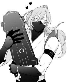 Comic Anime, Chica Anime Manga, Anime Art, Fanarts Anime, Anime Characters, Me Me Me Anime, Anime Guys, Satsuriku No Tenshi, Animation