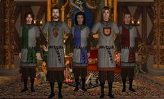 The Medieval Smithy SIMS 2: Noble Viking ... well, Noble Something