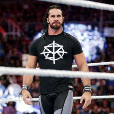 Roman Reigns vs. Seth Rollins: Fotos