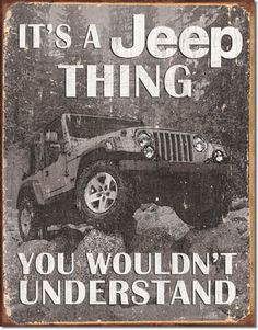 Yes, if you see me driving my open top Jeep in the rain.It is a JEEP THING! My Dream Car, Dream Cars, Jeep Quotes, Jeep Truck, Jeep Jeep, Cool Jeeps, Off Road, Jeep Life, My Ride
