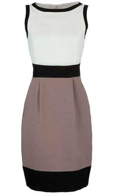 Collection By John Lewis Colour Block Dress, £69