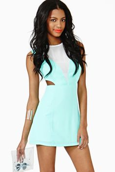 Ice Candy Dress by Nasty Gal