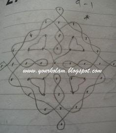Dot Rangoli, Rangoli With Dots, Rangoli Designs, My Favorite Things, Blog