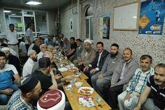 İlkadım'da Gönül Sohbetleri: İlkadım Belediyesi'nin Ramazan ayı dolayısıyla ilçedeki 25 camide organize ettiği Gönül Sohbetleri ve Kur'an…