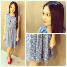 Kathryn Bernardo. The dress and the pumps, and the face too <3