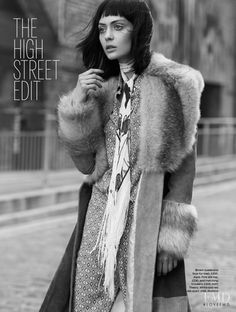 Paula Marcina featured in The High Street Edit, November 2015