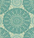 Outdoor fabric for curtains for her little house.  Not necessarily this print though.
