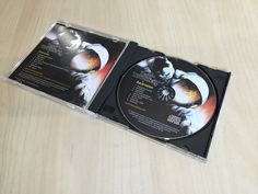 CD cover, insert booklet and inlay designed for rock guitarist Ian Toomey