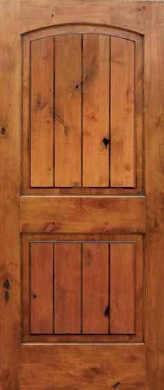 The Alderu0027s Interior Doors Are Traditionally Designed In An Authentic  Rustic Style, Perfectly Fitting For