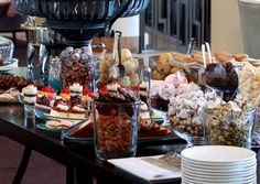 Getting High on Tea in Cape Town – Cape Town Tourism Cape Town Tourism, Hello Weekend, Out Of Africa, Tea Party, Tasty, Restaurant, Table Decorations, Food, Travel