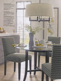 From Crate and Barrel. You can never go wrong with yellow and grey.