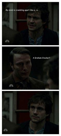 Yes, Hannibal.